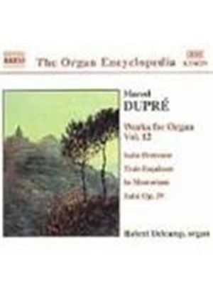 Dupré: Organ Works, Volume 12