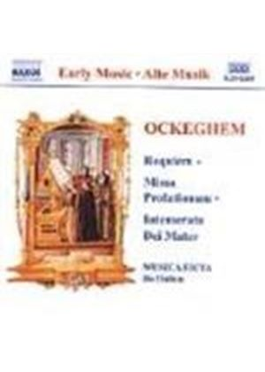 Ockeghem: Requiem; Missa prolationum