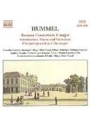 Hummel: Orchestral & Chamber Works