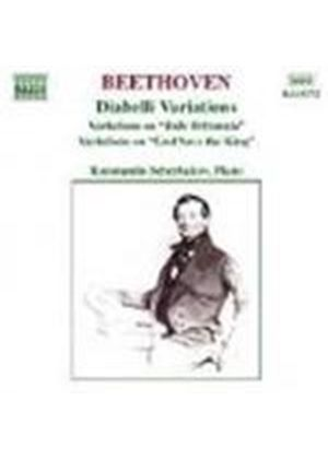 Beethoven: Variations for Piano