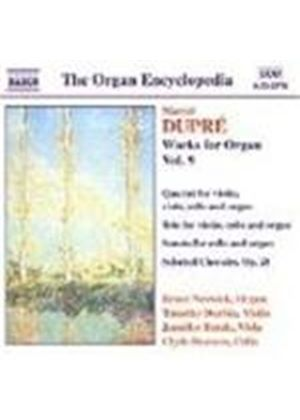 Dupré: Organ Works, Volume 9