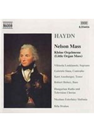 Joseph Haydn - Nelson Mass, Little Organ Mass/Esterhazy Sinf, Drahos (Music CD)