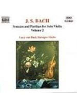 Bach: Sonatas & Partitas for Solo Violin, Vol 2