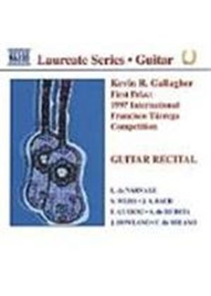 Kevin R. Gallagher - Guitar Recital