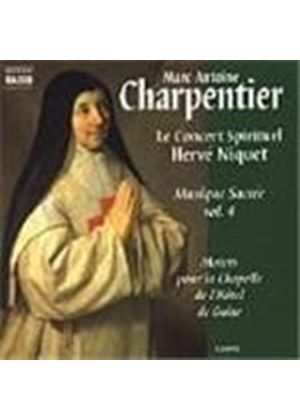 Charpentier, M-A: Sacred Music, Vol 4