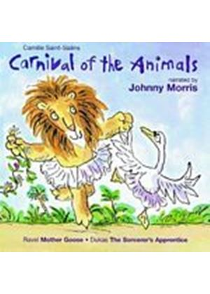 Camille Saint-Saens - Carnival Of Animals (Johnny Morris) (Music CD)