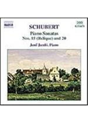 Schubert: Piano Sonatas D959 and D840