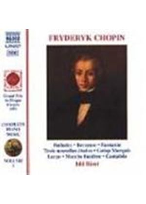Chopin: Complete Piano Works 1