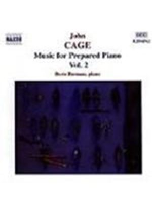 Cage: Music for Prepared Piano, Volume 2
