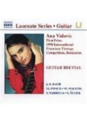 Ana Vidovic - Guitar Recital