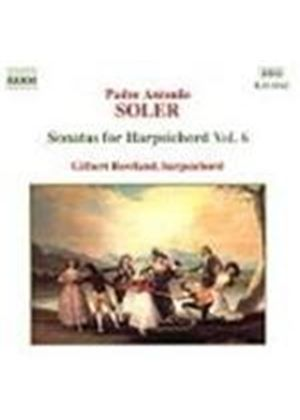 Soler: Harpsichord Works, Volume 6