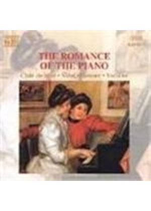 Various Artists - Romance Of The Piano (Music CD)