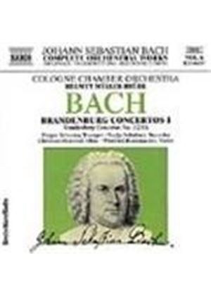 Bach: Complete Orchestral Works, Volume 6