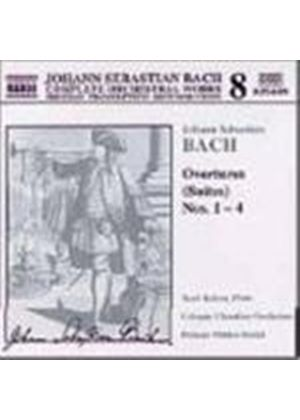 Bach: Orchestral Suites, BWV1066-9