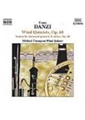 Danzi: Wind Quintets Nos. 1-3 & Sonata Concertante for Horn and Piano