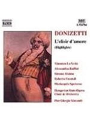 Donizetti: L'elisir d'amore (Highlights)