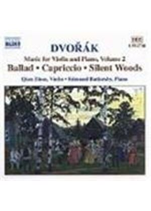 Dvorák: Piano and Violin Music, Vol 2