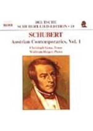Schubert: Lieder, Vol 10