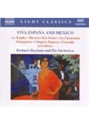 Richard Hayman Orchestra - Viva Espana And Mexico