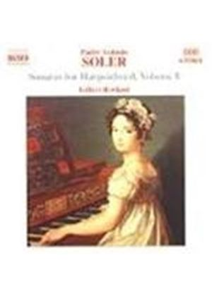 Soler: Sonatas for Harpsichord, Vol 8