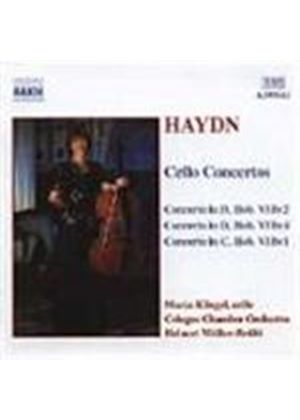 Haydn: Cello Concertos