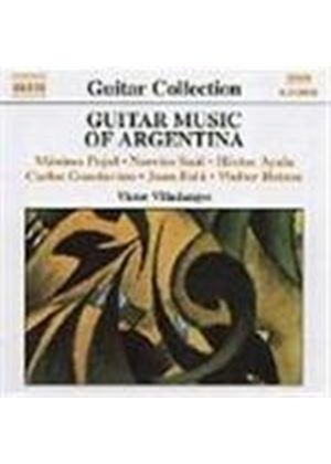 Guitar Music from Argentina
