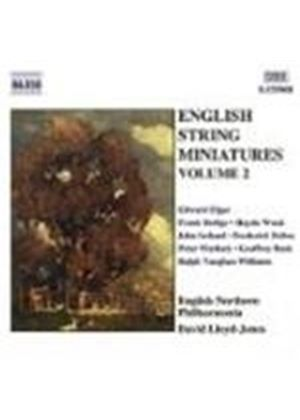 English String Miniatures, Volume 2