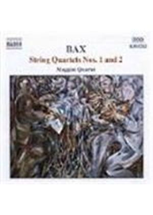 Bax: String Quartet Nos 1 & 2