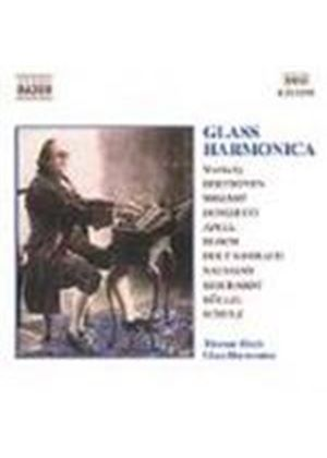Various Composers - Glass Harmonica (Bloch) (Music CD)