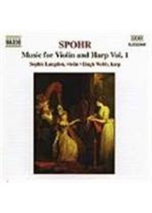 Spohr - Music for Violin and Harp, Vol. 1