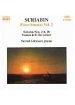 Scriabin: Piano Sonatas, Volume 2