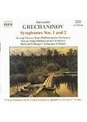 Grechaninov: Symphonies Nos. 1 and 2