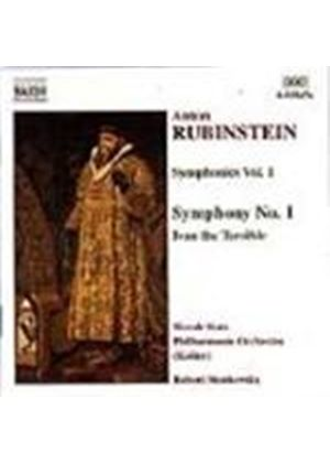 Rubinstein: Ivan the Terrible. Symphony No. 1.