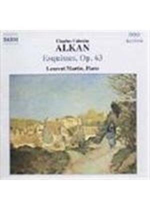 Alkan: Piano Music, Vol 2