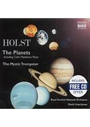 Gustav Holst - The Planets, Mystic Trumpeter (Lloyd-Jones, RSNO, Rutter) (Music CD)