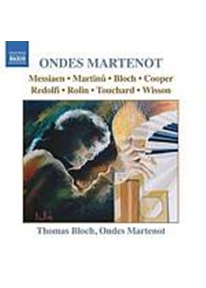 Various Composers - Ondes Martenot (Bloch) (Music CD)