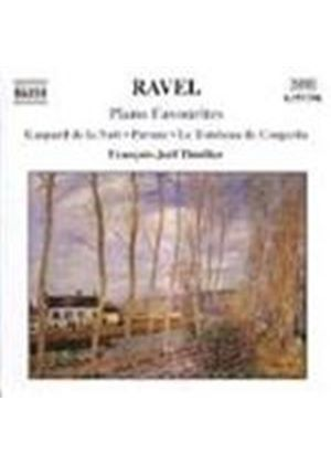 Ravel Piano Favourites