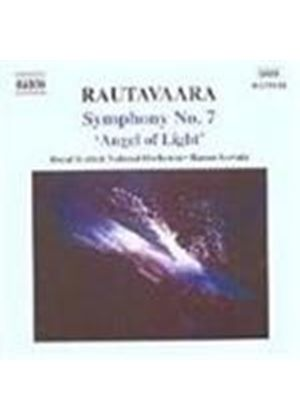Rautavaara: Symphony No 7, 'Angel of Light'; Angels and Visitations