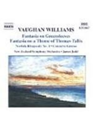 Vaughan Williams: Orchestral Favourites