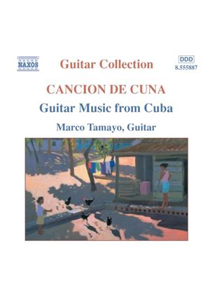 Various Composers - Guitar Music From Cuba (Tamayo) (Music CD)