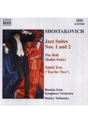 Dmitri Shostakovich - Jazz Suites Nos. 1 And 2 (Yablonsky, Russian State Orch) (Music CD)