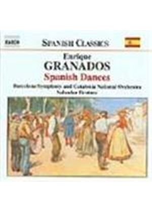 Granados: Spanish Dances