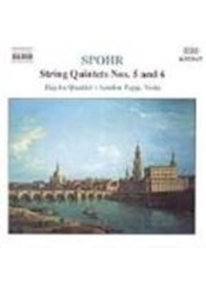 Spohr: Srings Quintets Nos 5 and 6