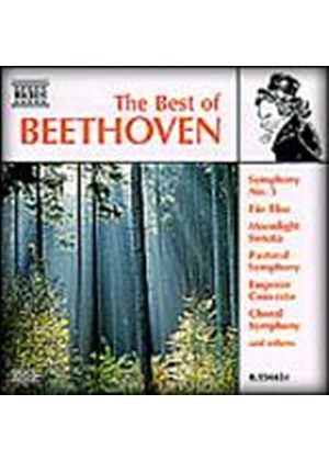 Various Artists - The Best Of Beethoven (Music CD)