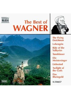 Various Artists - The Best Of Wagner (Music CD)