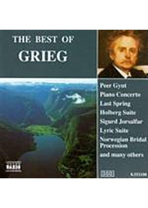 Various Artists - The Best Of Grieg (Music CD)