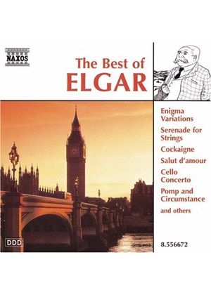 Various Artists - The Best Of Elgar (Music CD)