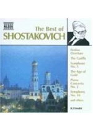 Various Artists - Best Of Shostakovich (Music CD)