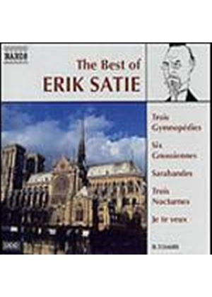 Erik Satie - The Best Of/Various Artists (Music CD)