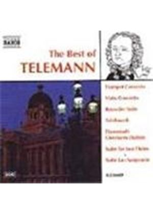 Telemann: The best of Telemann